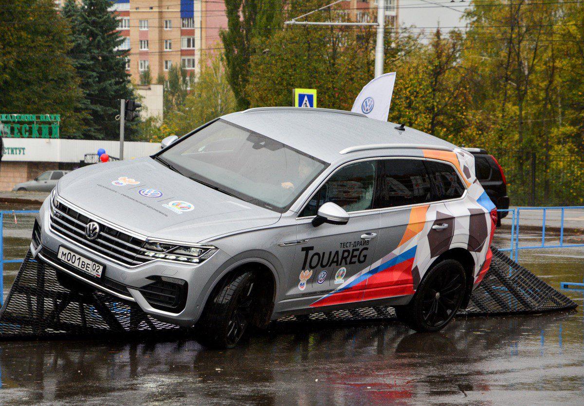 Большой OFF ROAD Volkswagen в Уфе