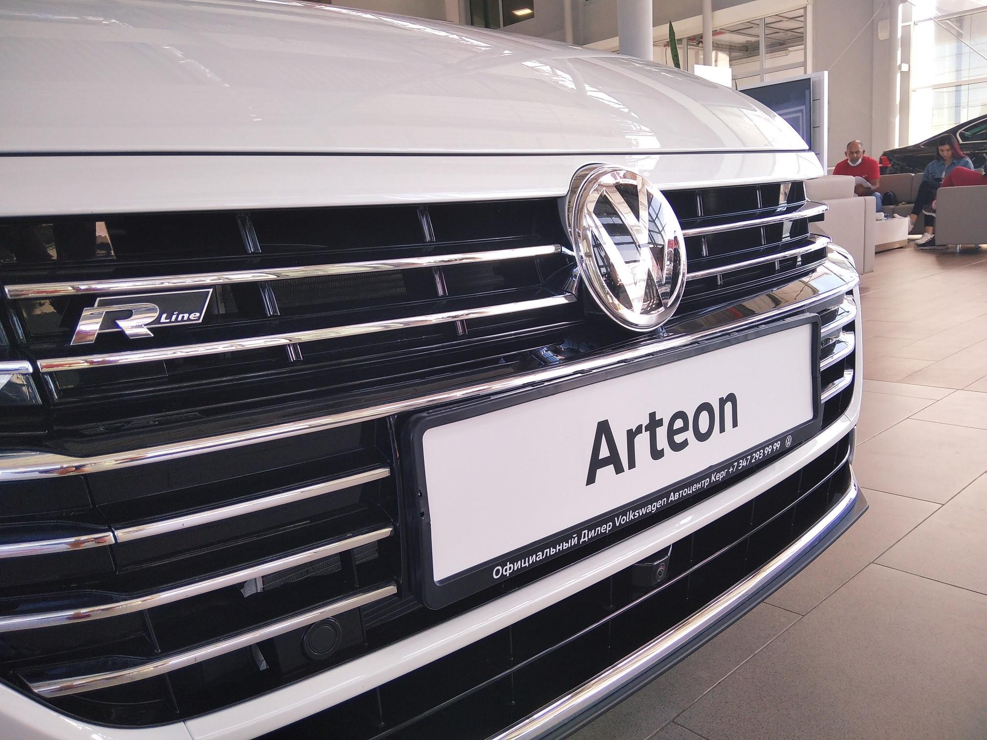 Единственный и неповторимый   Volkswagen Arteon!