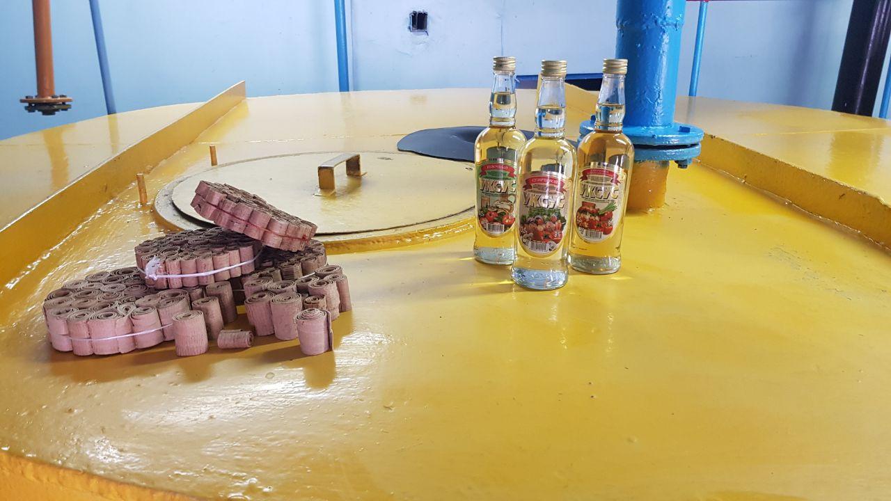 «Башспирт» улучшил показатели продажи алкоголя, хотя в стране реализация упала на 5%