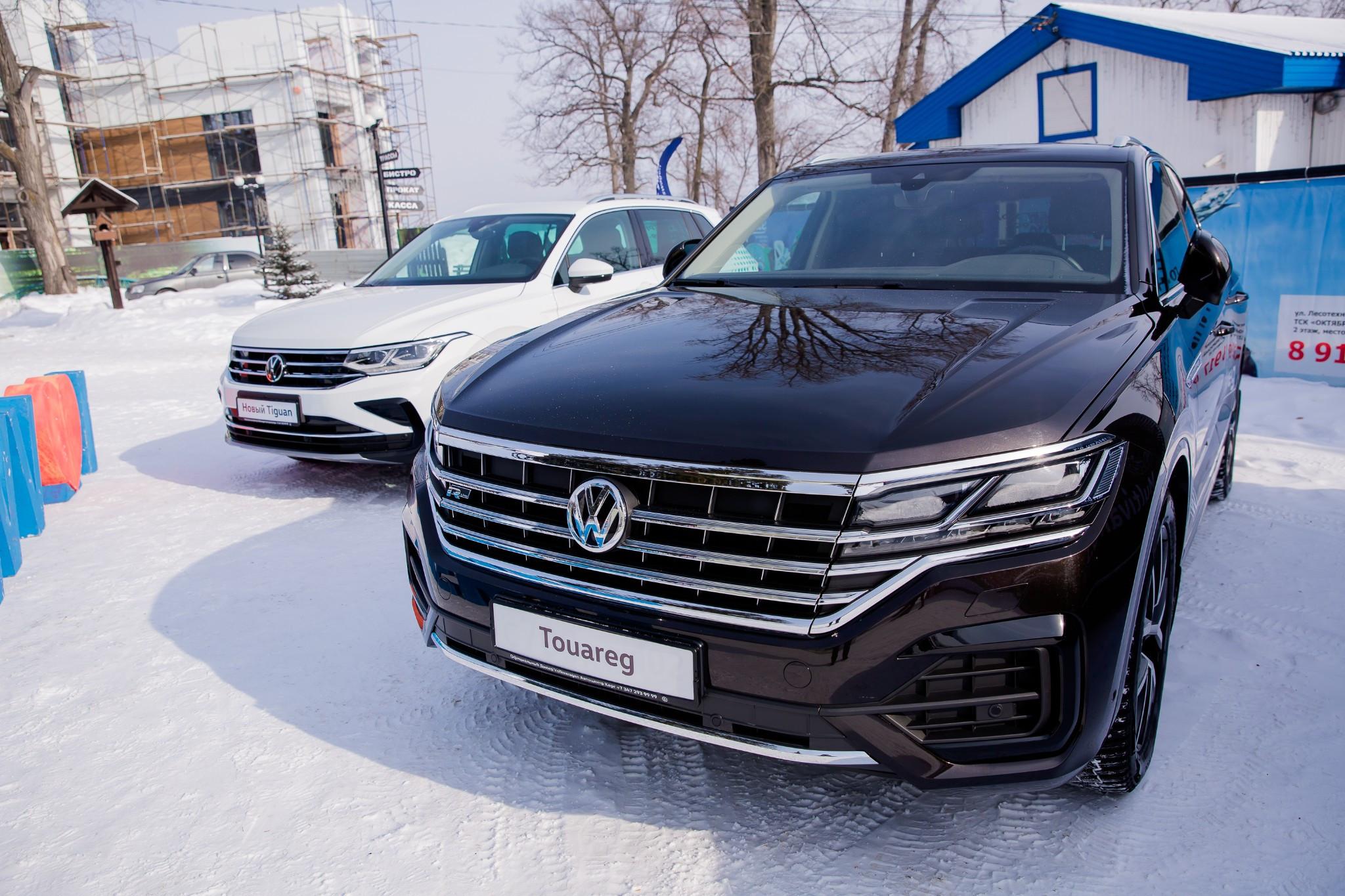 Volkswagen опять на вершине